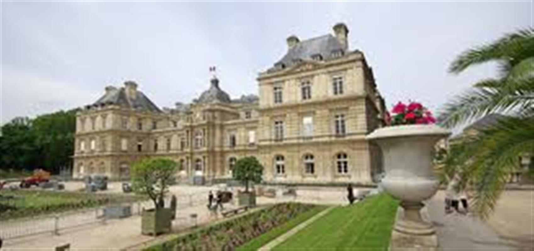 The Luxembourg Gardens Near The Hotel Orchid E Paris Monuments And Sightseeing Escapade